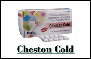 Cheston Cold Tablet Uses in Hindi