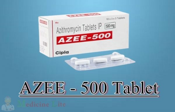 Azee 500 Tablet Uses in Hindi