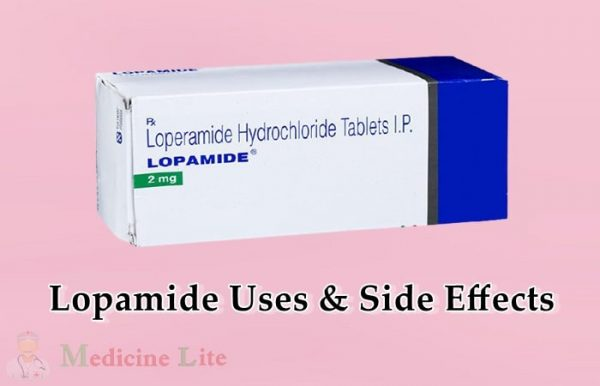 Lopamide Tablet Uses in Hindi
