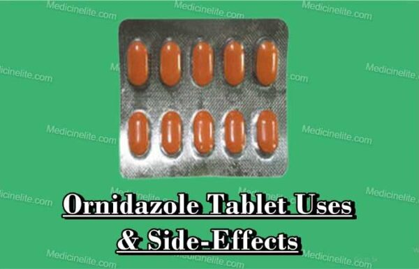 Ornidazole Tablet Uses In Hindi