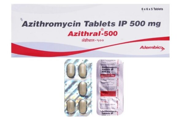 Azithral 500 Tablet Uses In Hindi